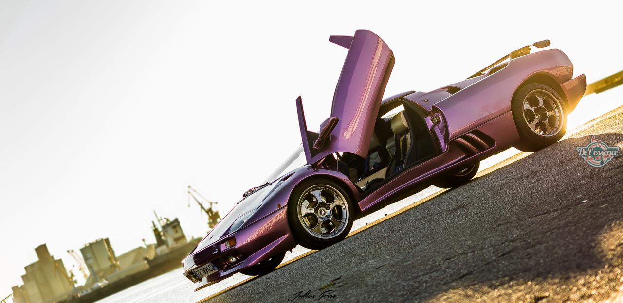 """Lamborghini Diablo VT Roadster - """"Ouch, c'est quoi ce truc ?!"""" 4"""