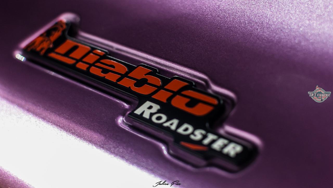 """Lamborghini Diablo VT Roadster - """"Ouch, c'est quoi ce truc ?!"""" 5"""