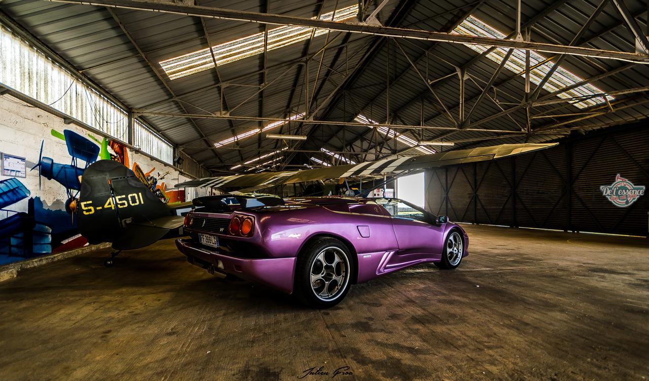 """Lamborghini Diablo VT Roadster - """"Ouch, c'est quoi ce truc ?!"""" 8"""