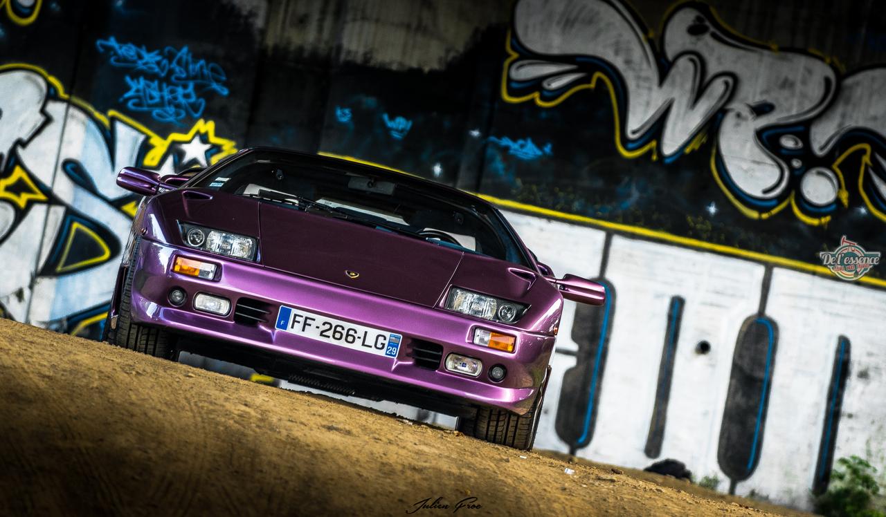 """Lamborghini Diablo VT Roadster - """"Ouch, c'est quoi ce truc ?!"""" 18"""