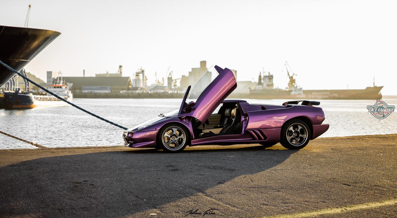 """Lamborghini Diablo VT Roadster - """"Ouch, c'est quoi ce truc ?!"""" 14"""