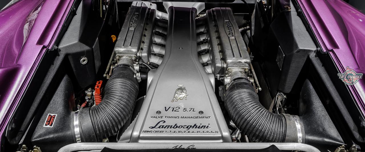 """Lamborghini Diablo VT Roadster - """"Ouch, c'est quoi ce truc ?!"""" 12"""