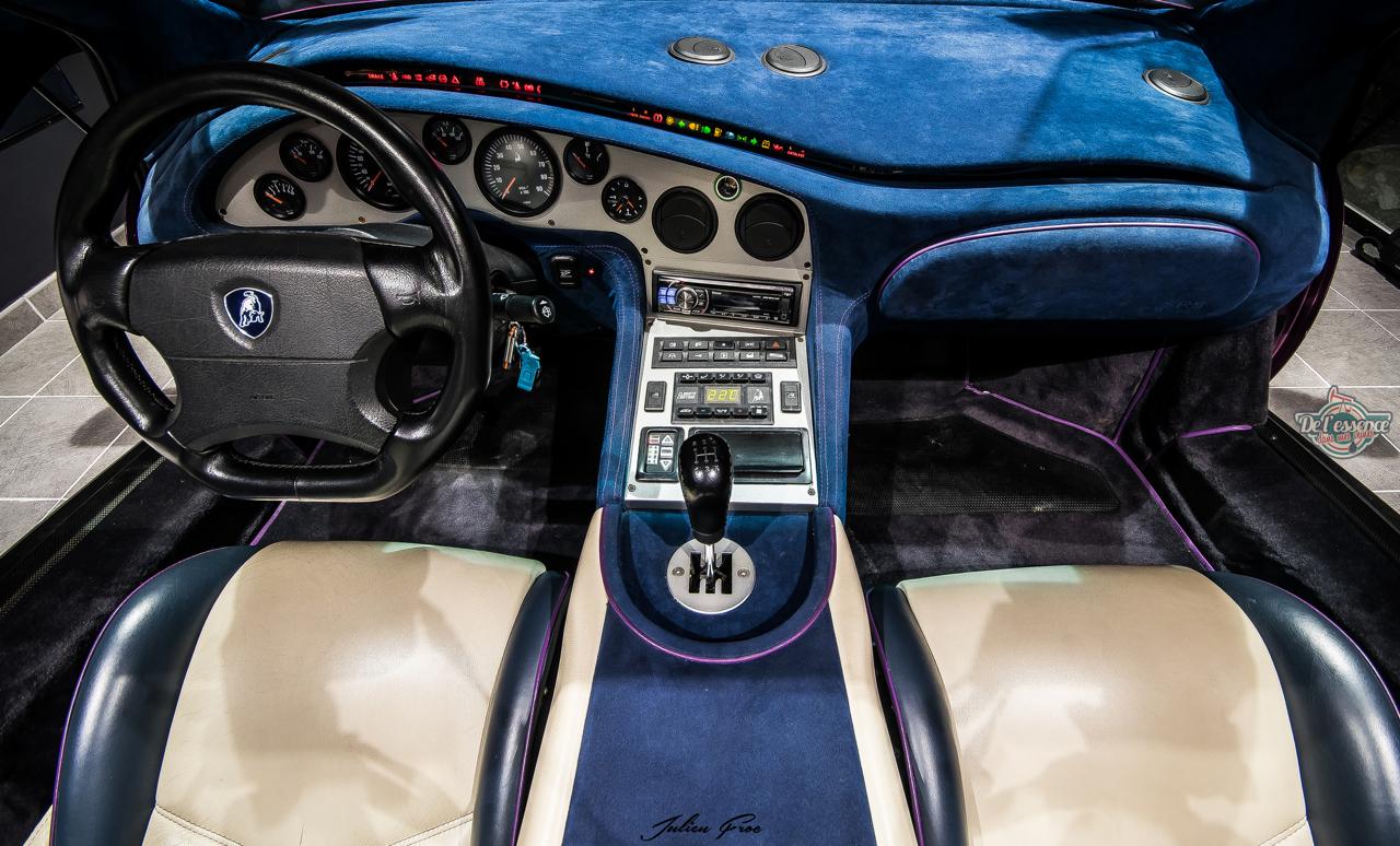 """Lamborghini Diablo VT Roadster - """"Ouch, c'est quoi ce truc ?!"""" 17"""