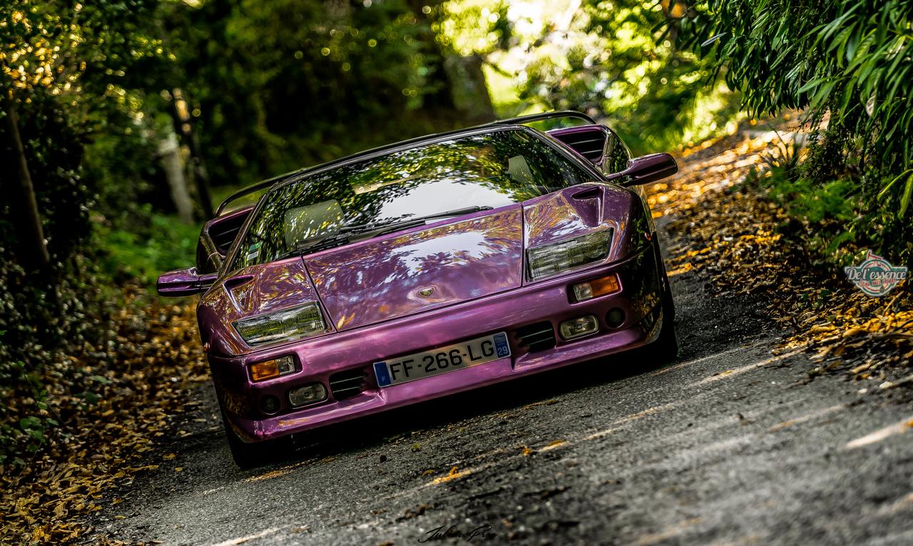"""Lamborghini Diablo VT Roadster - """"Ouch, c'est quoi ce truc ?!"""" 7"""