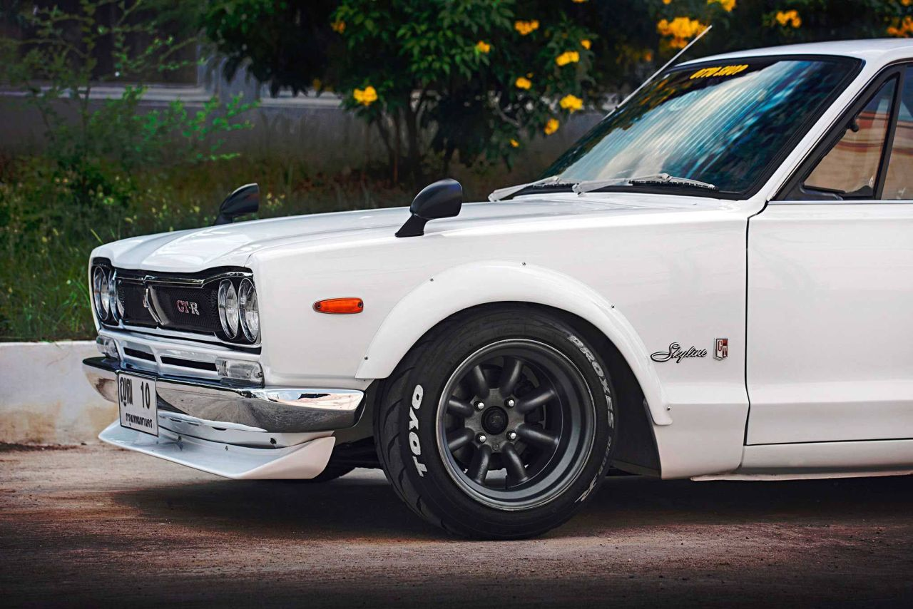 RB26 Nissan Hakosuka 1971... Bad Granny ! 2