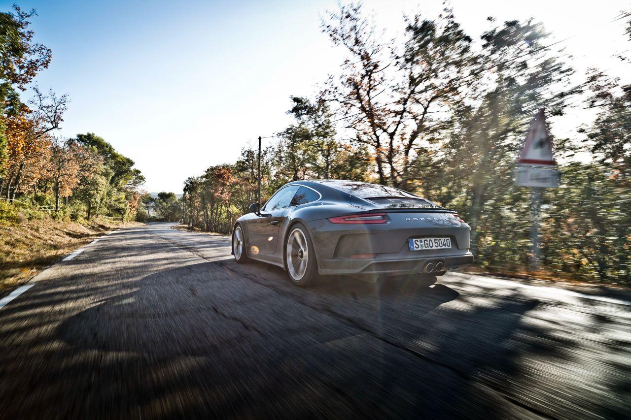 Porsche 911 GT3 Touring Package – Alors, GT ou GT3 ? 8