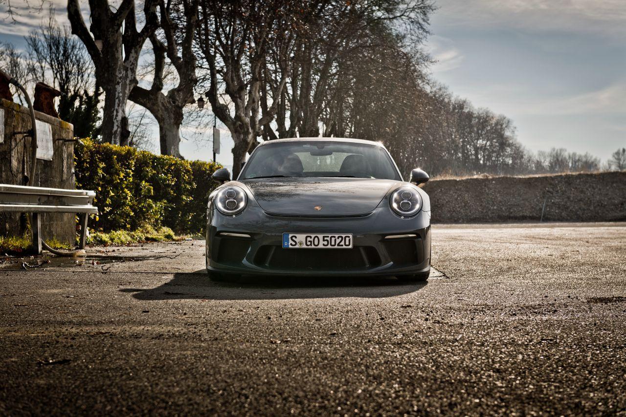 Porsche 911 GT3 Touring Package – Alors, GT ou GT3 ? 9