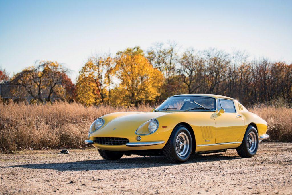 Ferrari 275 GTB – Concerto pour 12 cylindres 27