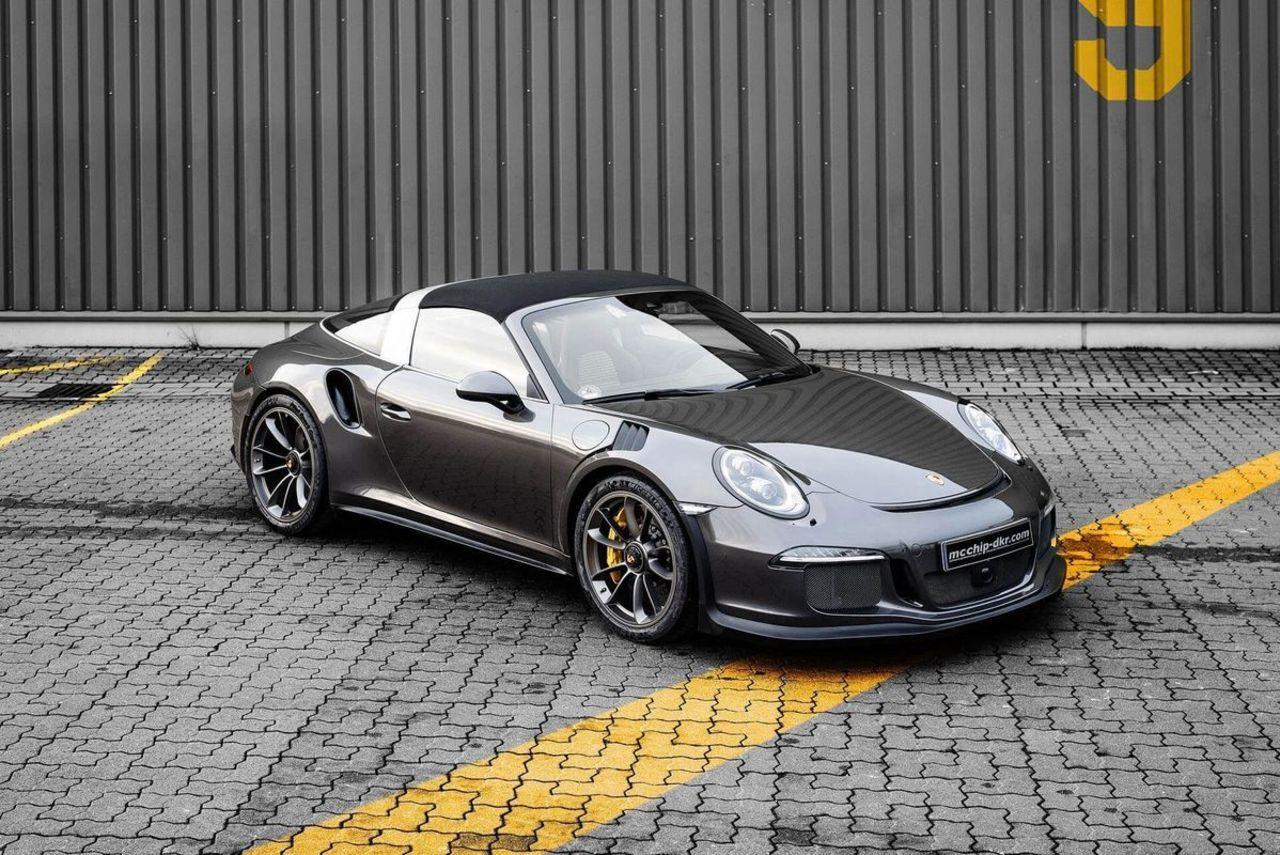 Porsche 911 Targa GTS by McChip - Une achetée, deux offertes ! 22