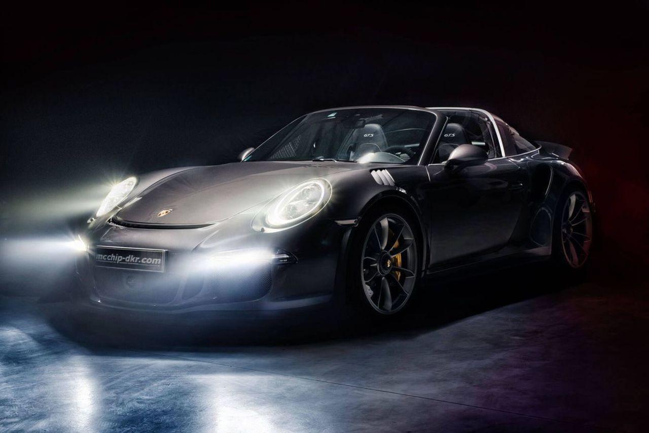 Porsche 911 Targa GTS by McChip - Une achetée, deux offertes ! 17