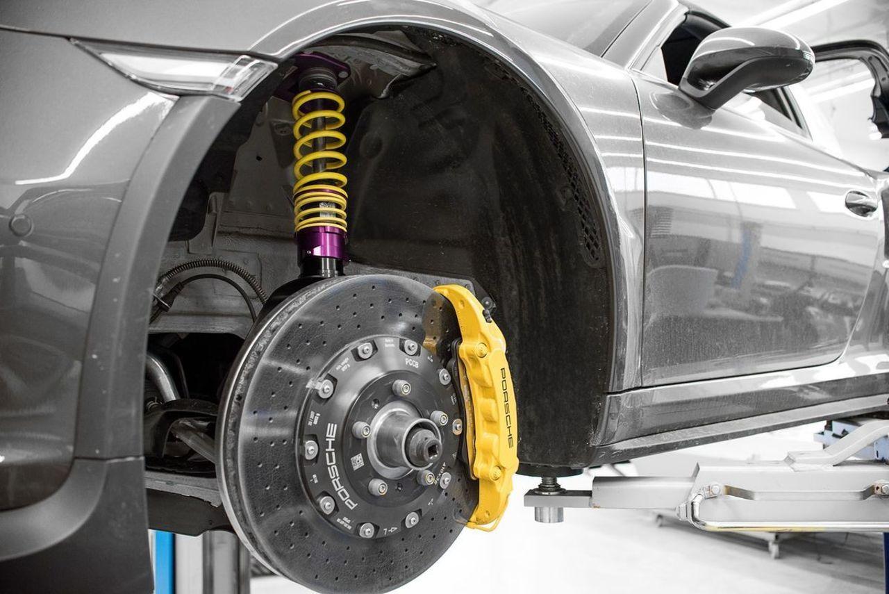 Porsche 911 Targa GTS by McChip - Une achetée, deux offertes ! 30