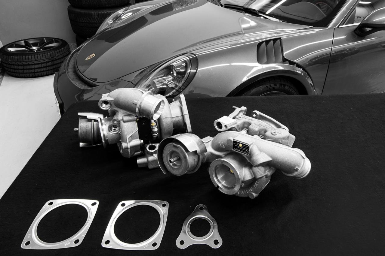 Porsche 911 Targa GTS by McChip - Une achetée, deux offertes ! 26