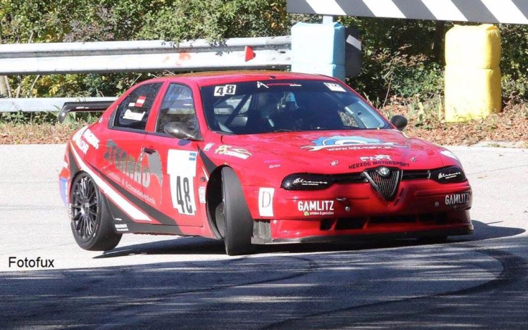 Hillclimb Monster : Alfa 156 STW – Atmosféérique !