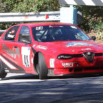 Hillclimb Monster : Alfa 156 STW - Atmosféérique !