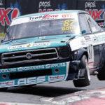 Hillclimb monster : Datsun 1200 en SR20DET...