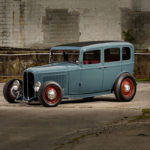 Ford 32 Four Door : Le custom en famille !