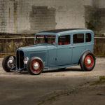 Ford 32 Four Door : Le custom en famille !