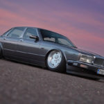 Jaguar XJ6 Sovereign – Stance save the Queen !
