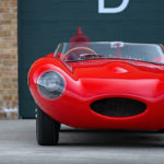 Jaguar Type D : The big red cat !