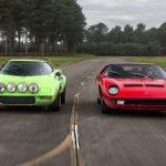 Lancia Stratos & Lamborghini Miura – Jogging vs Tenue de soirée !