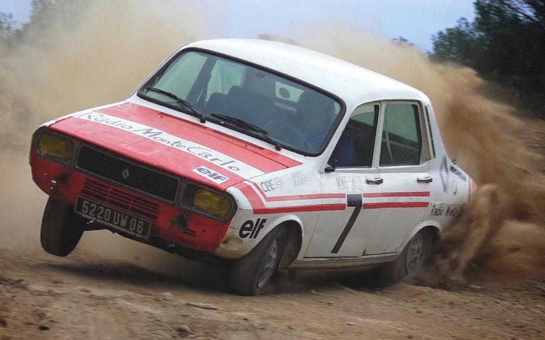Renault 12 TS : Sauvée de la rouille pour jouer à Ragnotti