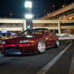 Takumi's Skyline R32 GTR - Le rouge, ça va plus vite !
