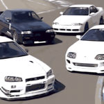 Toyota Supra Amuse vs Mine's BNR34 : Life is Gran Turismo...
