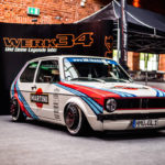 VW Golf 1 : Un p'tit coup de Martini ?