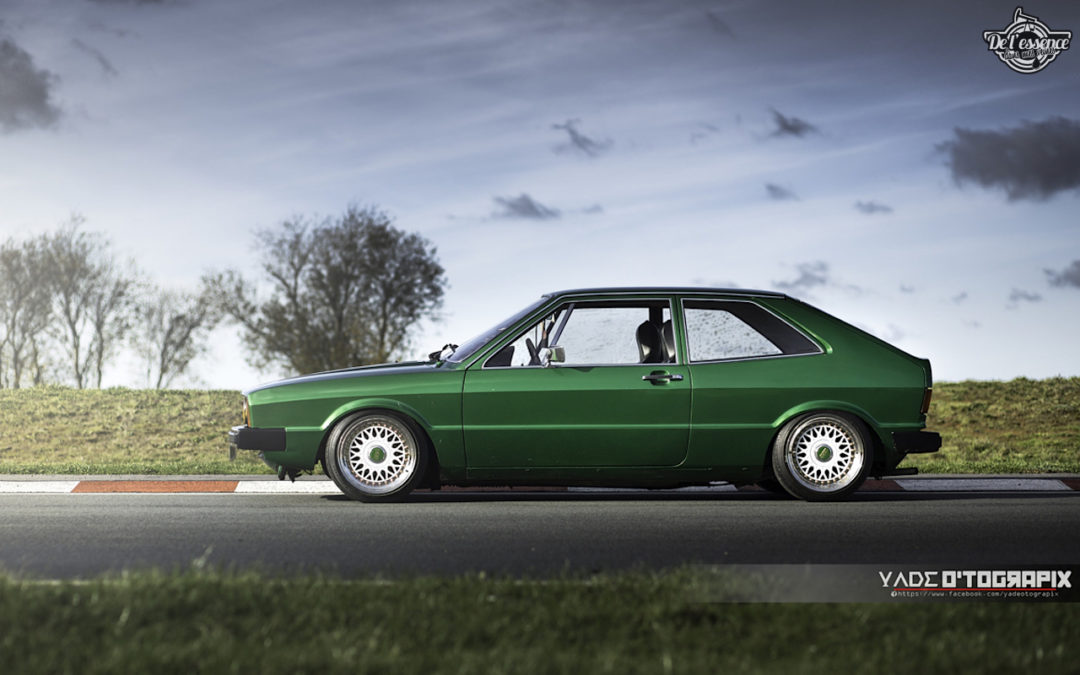 '75 VW Scirocco – Steven Young !