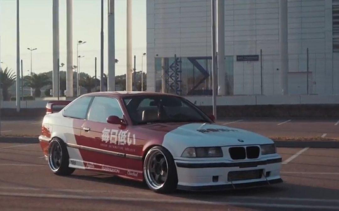 BMW E36 Turbo – World Tour !