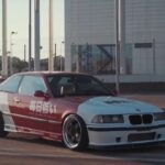 BMW E36 Turbo - World Tour !