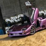 """Lamborghini Diablo VT Roadster - """"Ouch, c'est quoi ce truc ?!"""""""