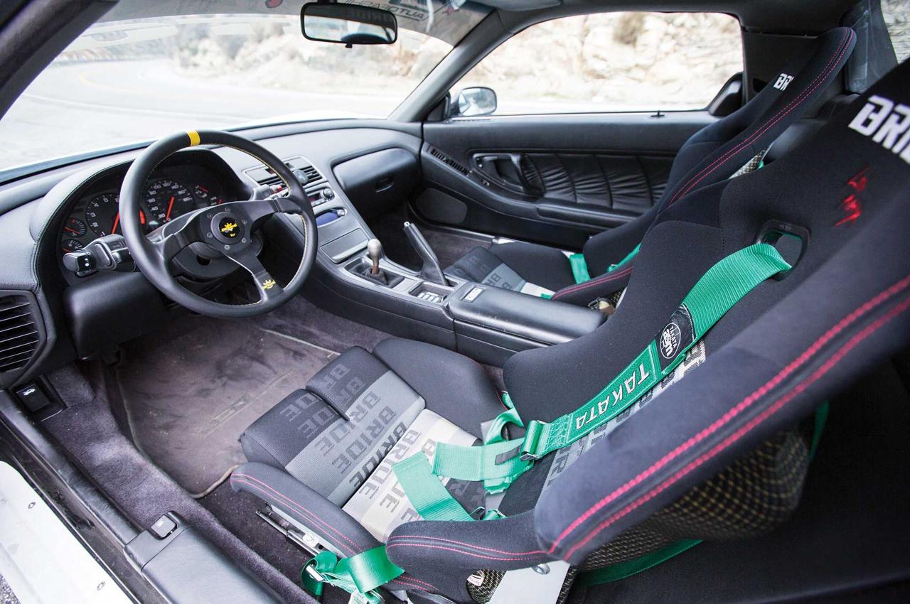 Acura NSX... 26 ans d'écart, ça a du bon ?! 21