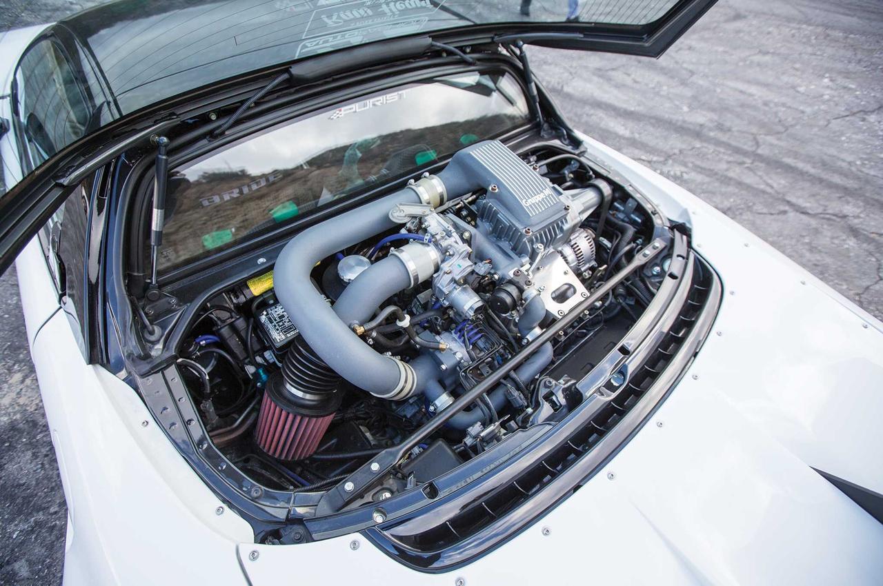 Acura NSX... 26 ans d'écart, ça a du bon ?! 30