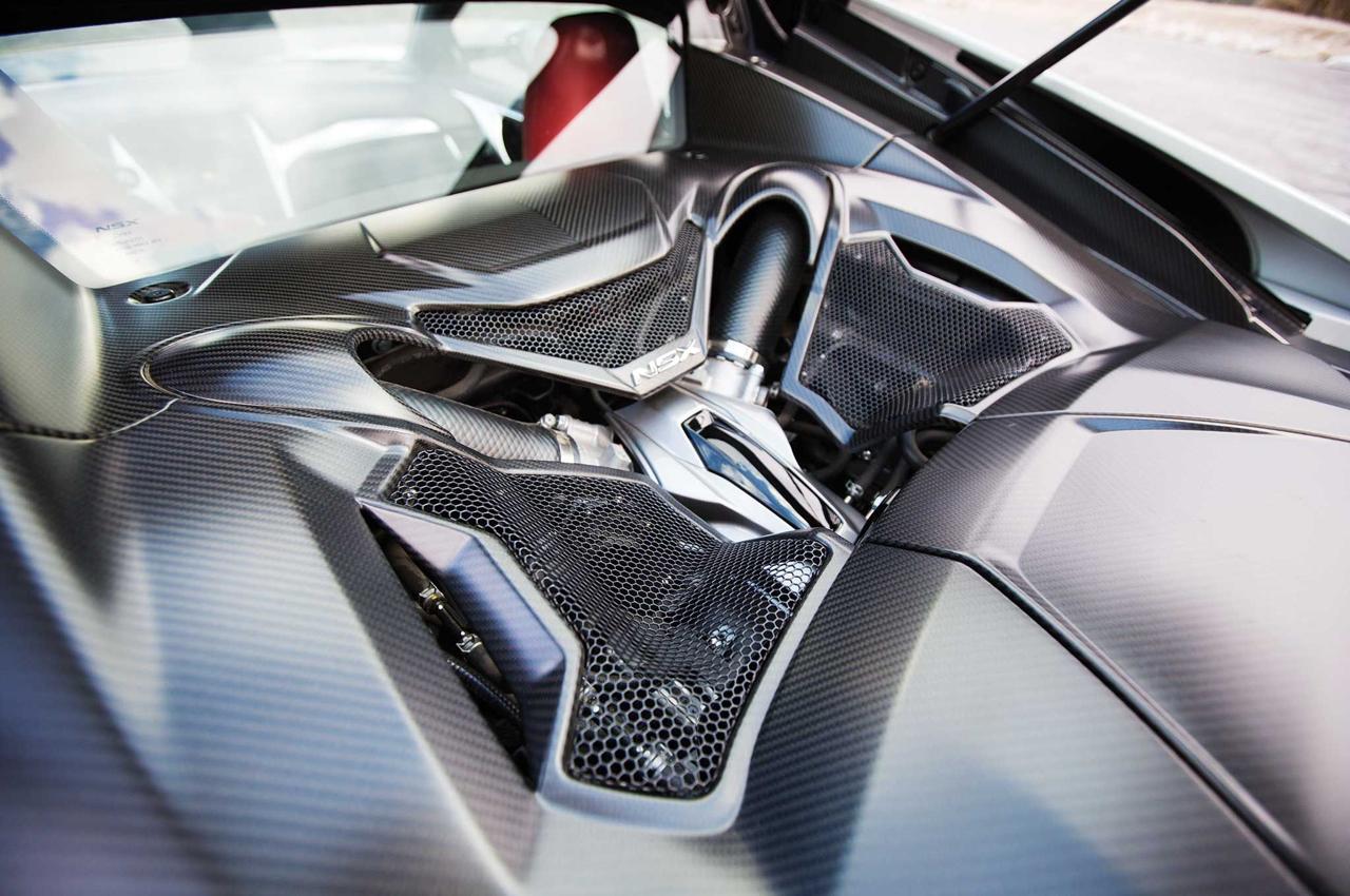 Acura NSX... 26 ans d'écart, ça a du bon ?! 29