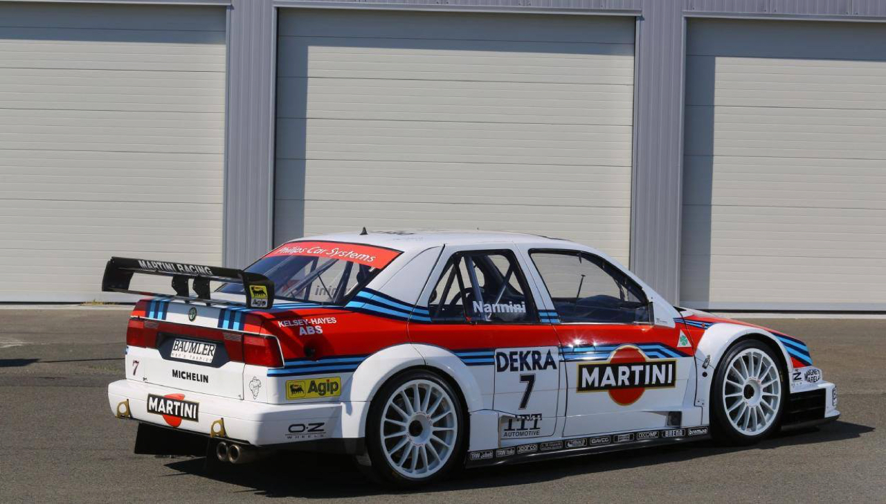 Alfa 155 V6 Ti DTM & ITCC - Thérapie de groupe ?! 68