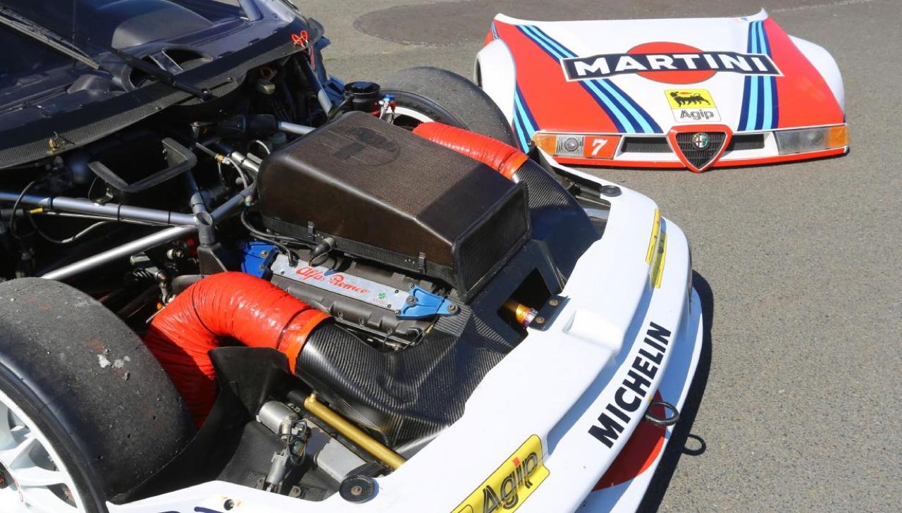 Alfa 155 V6 Ti DTM & ITCC - Thérapie de groupe ?! 56