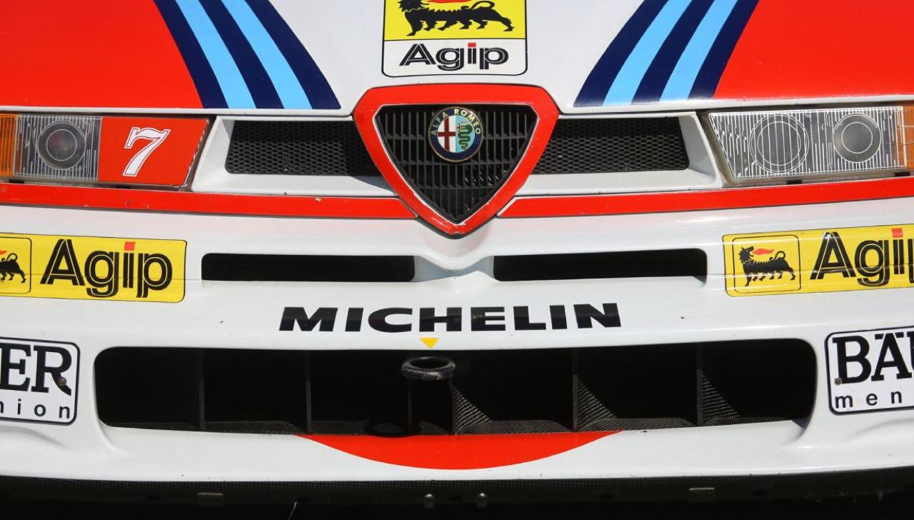 Alfa 155 V6 Ti DTM & ITCC - Thérapie de groupe ?! 39