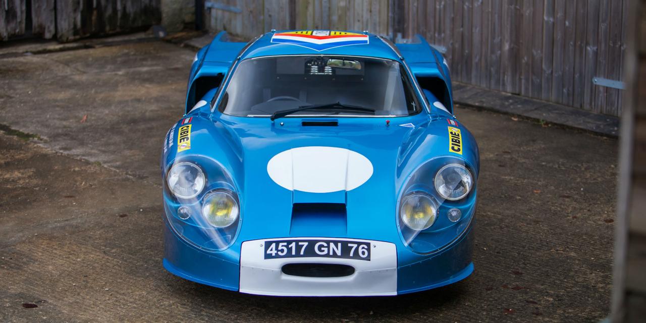 """L'unique Alpine A220 """"courte"""" : Après la piste, le rallye ! 78"""