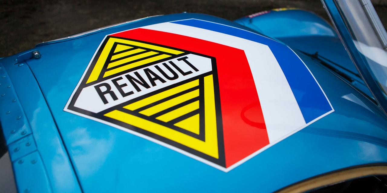 """L'unique Alpine A220 """"courte"""" : Après la piste, le rallye ! 76"""