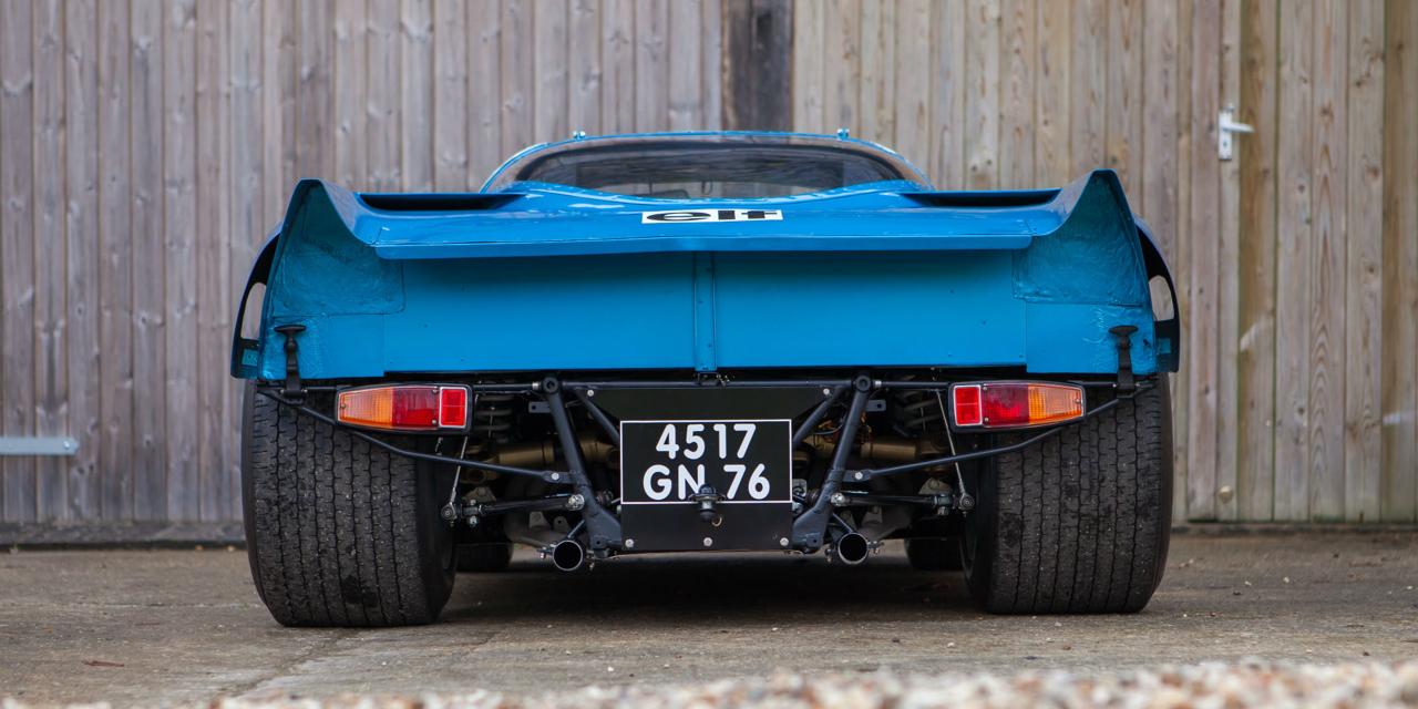 """L'unique Alpine A220 """"courte"""" : Après la piste, le rallye ! 75"""