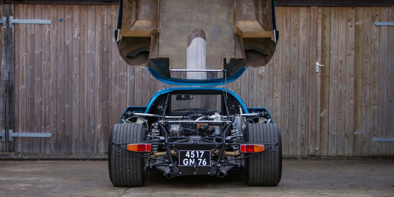 """L'unique Alpine A220 """"courte"""" : Après la piste, le rallye ! 61"""