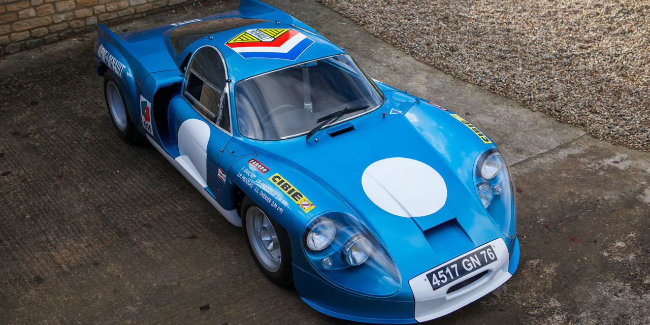 """L'unique Alpine A220 """"courte"""" : Après la piste, le rallye ! 68"""