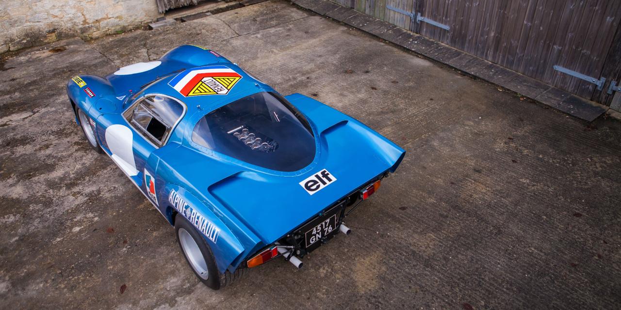 """L'unique Alpine A220 """"courte"""" : Après la piste, le rallye ! 67"""