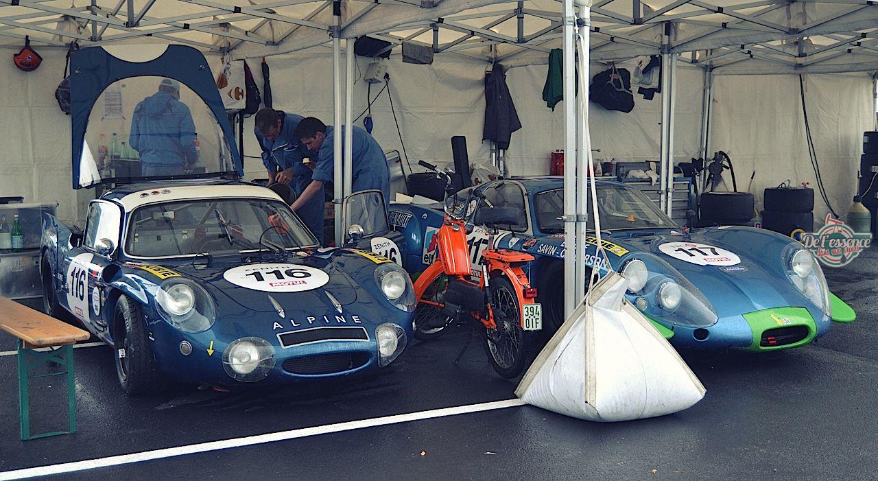 """L'unique Alpine A220 """"courte"""" : Après la piste, le rallye ! 54"""