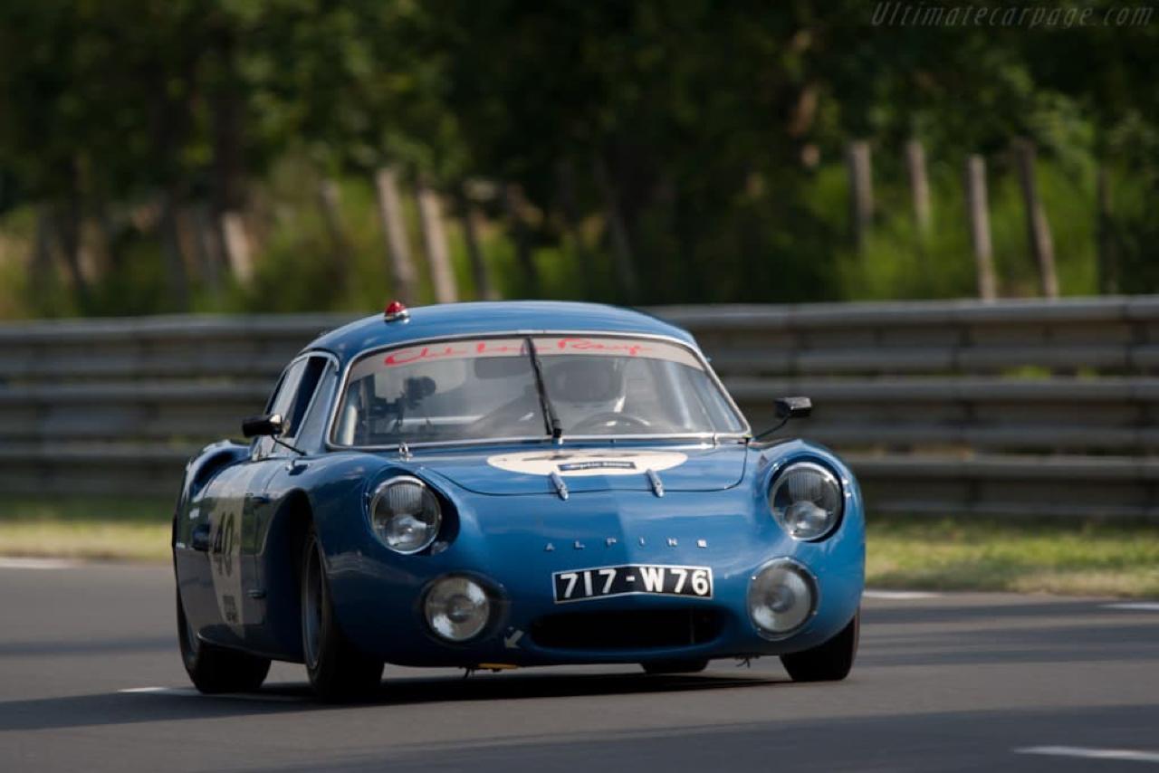 """L'unique Alpine A220 """"courte"""" : Après la piste, le rallye ! 57"""