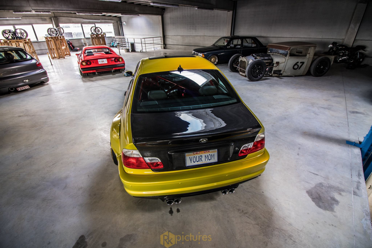 BMW M3 E46 - Quand Kean Suspensions croise la route de Rocket Bunny ! 12