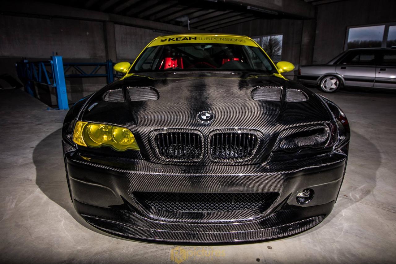 BMW M3 E46 - Quand Kean Suspensions croise la route de Rocket Bunny ! 25