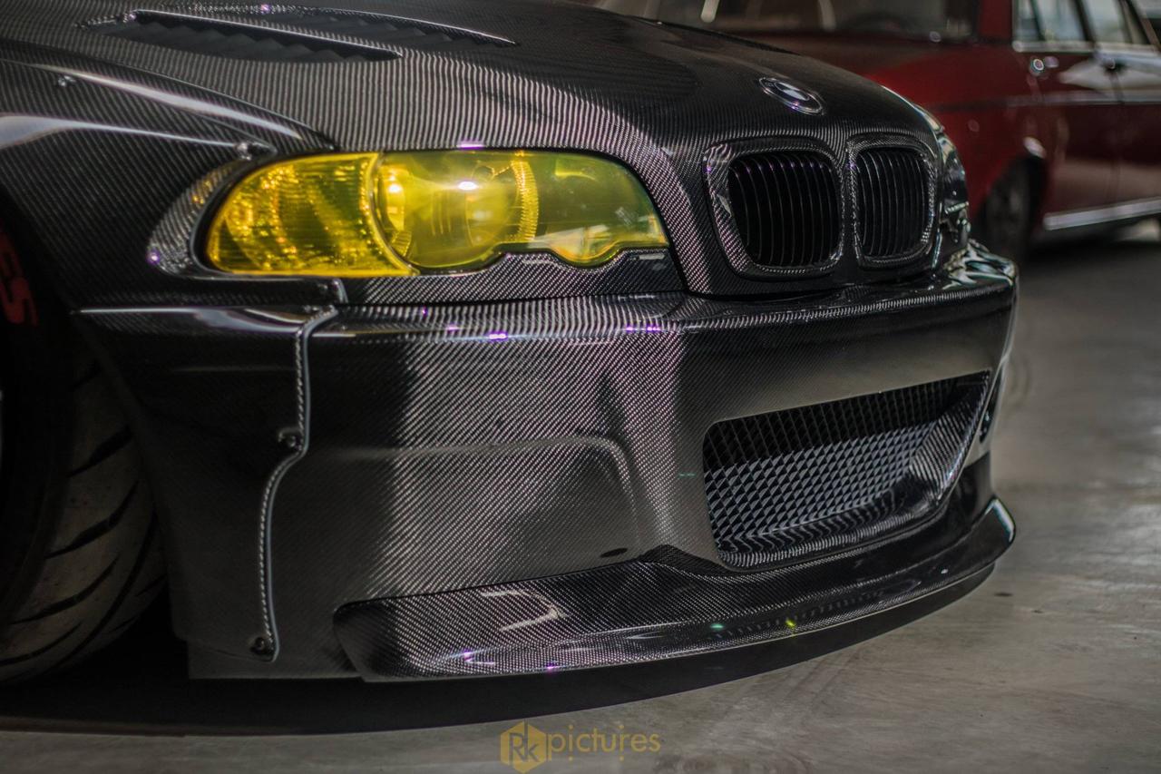 BMW M3 E46 - Quand Kean Suspensions croise la route de Rocket Bunny ! 24