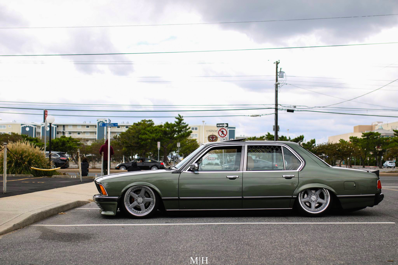 Bagged BMW 735i E23... Drogue d'air ! 27
